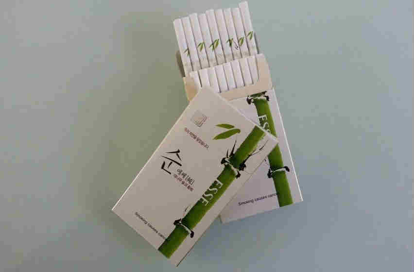 esse香烟价格表和图片|esse香烟价格及真假爱喜香烟辨识