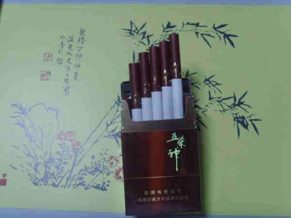【红五叶神香烟价格】典藏五叶神香烟价格行情参考
